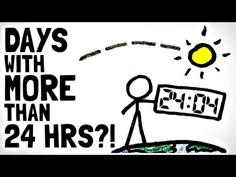 Why Some Days Aren't 24 Hours