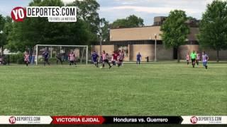 Honduras vs. Guerrero Liga Victoria Ejidal Soccer League