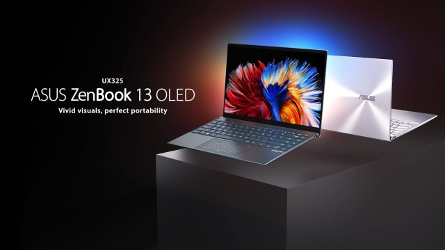 ZenBook 13 OLED (UX325, 11th Gen Intel) Laptops For Home ASUS Global