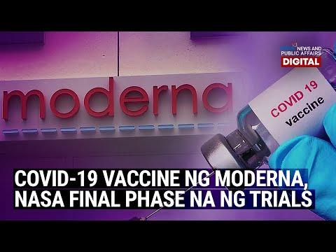 GMA Digital Specials: Moderna COVID-19 vaccine enters ...