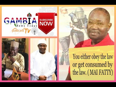 GAMBIA NEWS TODAY 19TH NOVEMBER 2020