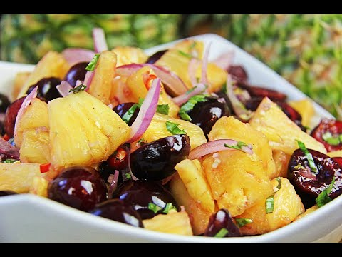 Incredible Cherry Pineapple Chow (pickle) | CaribbeanPot.com