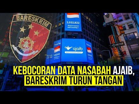 Kebocoran Data Nasabah Ajaib, Bareskrim Turun Tangan