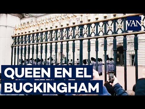 Así suena Bohemian Rhapsody en el Buckingham Palace