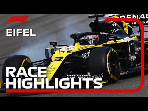 Gran Premio de Eifel 2020: mejores momentos