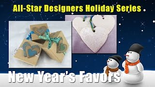 All-Star Designers Holiday Series: New Year's Favors