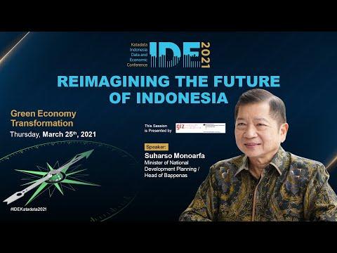 IDE 2021: Green Economy Transformation