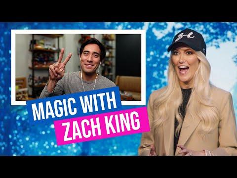 Chat with Internet Sensation Zach King!