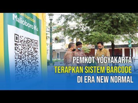 Penerapan Sistem Barcode di Kawasan Malioboro