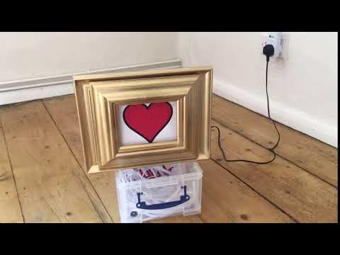 Making a Banksy Shredder - Version 1: Plugged in A5