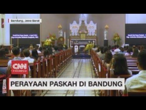 Perayaan Paskah di Bandung