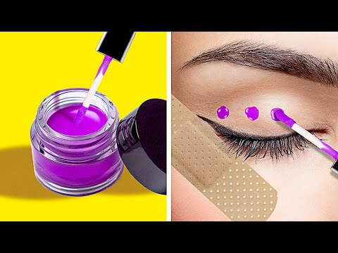 33 Super Easy Makeup Hacks You Should Try