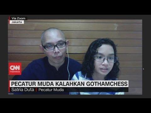 Pecatur Muda Kalahkan Gothamchess