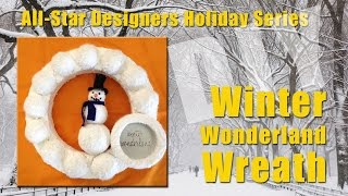 Winter Wonderland Wreath