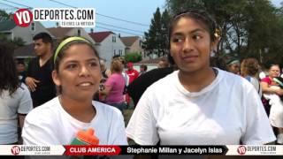 Stephanie Millan y Jacelyn Islas Seleccionadas por el Club América