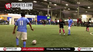 Chicago Soccer vs. Red Fire Champions Liga Latinoamericana