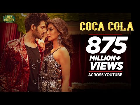 Coca Cola Lyrics – Luka Chuppi 2019