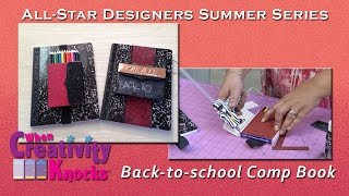 All-Star Designers Summer Series - Back To School Comp Book