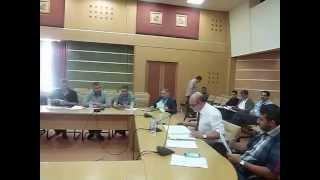 كيف تم انتخاب مجلس جماعة تازة بعد رفع الجلسة من باشا المدينة؟