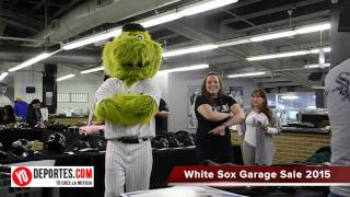White Sox Garage Sale 2015