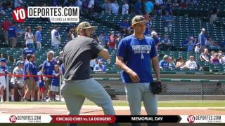 Chicago Cubs vs. Los Angeles Dodgers Memorial Day