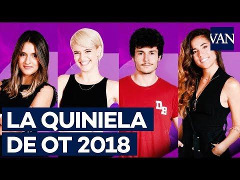 🎤 [OT 2018] ¿Quiénes serán los finalistas de Operación Triunfo 2018?