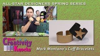 All-Star Designers Spring Series - Cuff Bracelet