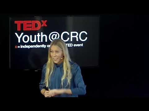 El reto de la transición sostenible: carreras STEM y género | Sara Romero | TEDxYouth@CRC