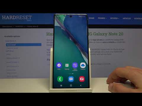 How to Turn On / Off Power Saving Mode in SAMSUNG Galaxy Note 20 – Save More Battery