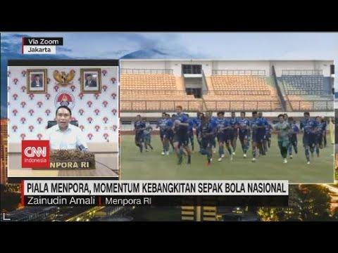 Piala Menpora, Momentum Kebangkitan Sepak Bola Nasional