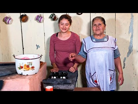 Gorditas de Azúcar y Atole de Zarza De Mi Rancho A Tu Cocina