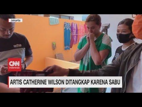 Detik-detik Catherine Wilson Ditangkap Karena Sabu
