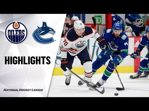 Oilers @ Canucks 5/4/21 | NHL Highlights