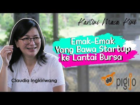 Kartini Masa Kini - Claudia Ingkiriwang, Emak-Emak yang Bawa Perusahaan Rintisan ke Lantai Bursa