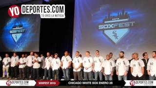 Sox Fest 2016 Opening