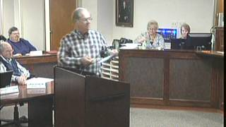 130318 Robertson County Tennessee Commission Meeting March 18, 2013