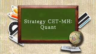 MH CET - MBA - Quant Strategy