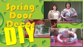 All-Star Designers Spring Series - Spring Door Decor