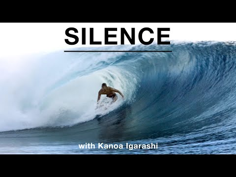 "How Is He Everywhere All The Time? | Kanoa Igarashi Moves in ""Silence"""