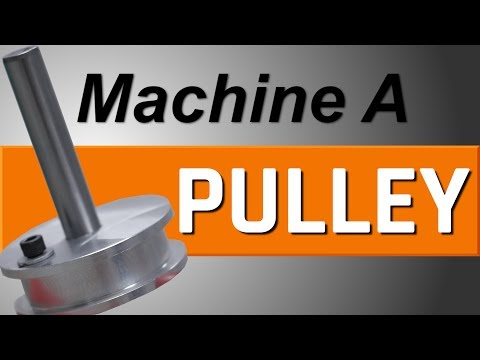 Machine A Pulley! WW186