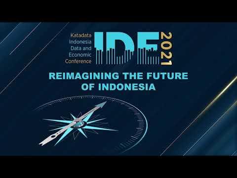 Indonesia Data and Economic Conference 2021 (Teaser) | Katadata Indonesia