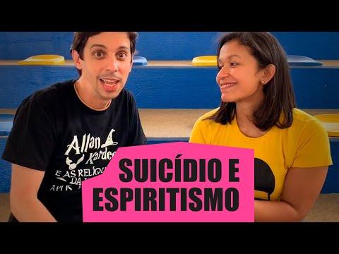 SUICÍDIO RESOLVE OS PROBLEMAS? (uma visão espírita) Feat. Tatto Savi