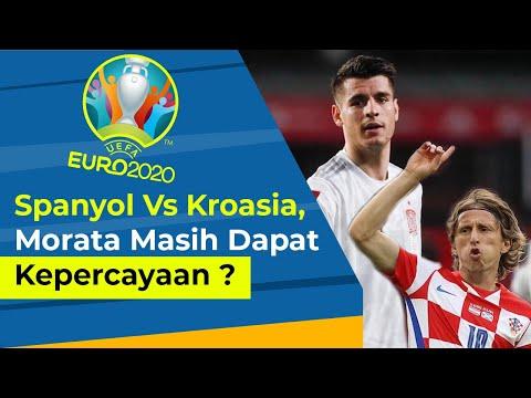 EURO 2020: Spanyol Vs Kroasia, Modric atau Morata yang Paling Bersinar? Eps 8