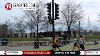Shamrock Shuffle 8K April 3 2016