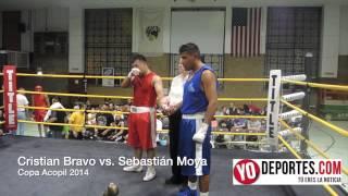 Cristian Bravo vs Sebastian Moya
