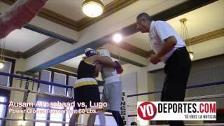 Ausam Almashaad vs. Lugo 80 Lbs.  Power Gloves Tournament
