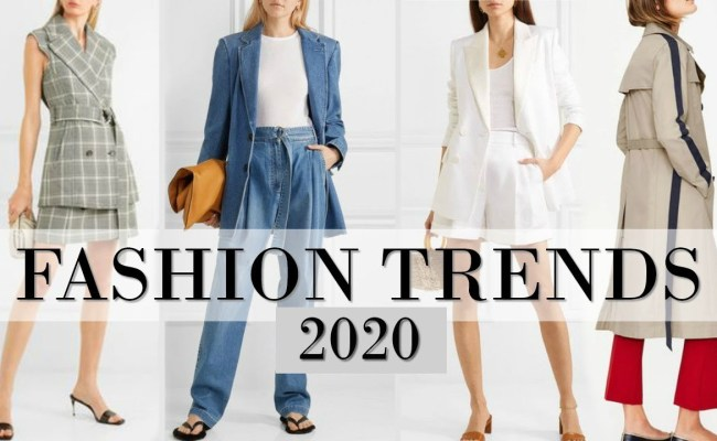 10 Things We Ll All Be Wearing In 2020 Fashion Style Beauty