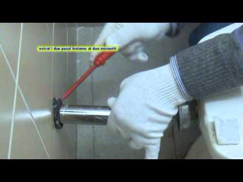 Come sostituire la guarnizione del wc  Tutto per Casa