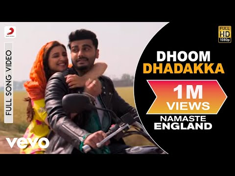Dhoom Dhadakka Song Lyrics