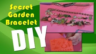 All-Star Designers Spring Series: Secret Garden Bracelet